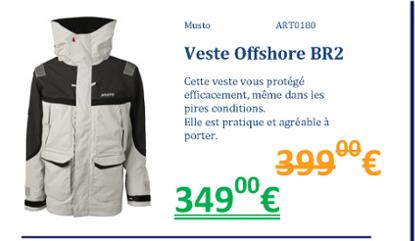 Veste Offshore BR2